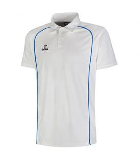Club Shirt Short Sleeves - Royal Piping