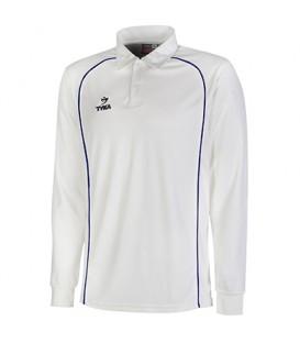 Club Shirt Long Sleeves - Navy Piping