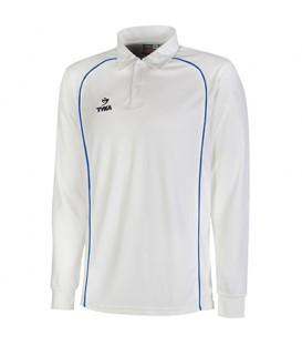 Club Shirt Long Sleeves - Royal Piping