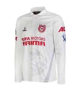 Master Shirt Long Sleeves - Sublimated White