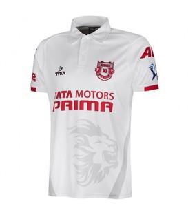Master Shirt Short Sleeves - Sublimated White